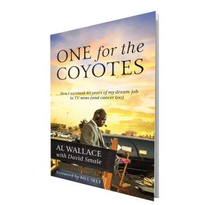ONE for the COYOTES Book Cover